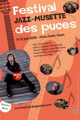 Le Festival Jazz Musette des Puces 2017 : dates et programmation