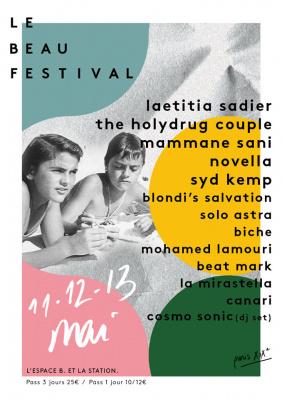 Le Beau Festival 2017 à Paris : dates, programmation et réservations