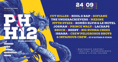 Festival Paris Hip Hop 2017 : dates, programmation et réservations