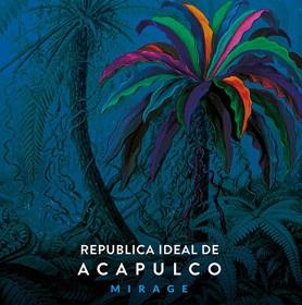Republica Ideal De Acapulco en concert au Café de La Danse en avril 2017