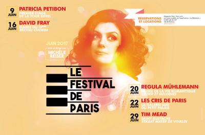 Le Festival de Paris 2017 : 5 concerts dans 5 lieux symboliques de la capitale