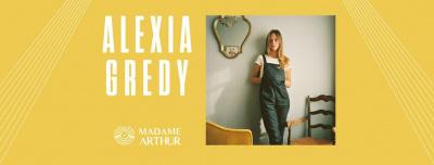 Alexia Gredy en concert chez Madame Arthur