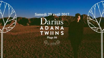 Darius & Adana Twins à La Clairière