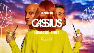 Cassius à La Clairière