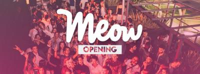 MEOW Opening au Café Oz Rooftop