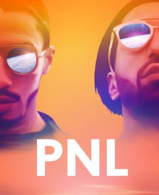 PNL en concerts à l'Arena Bercy de Paris en novembre 2017