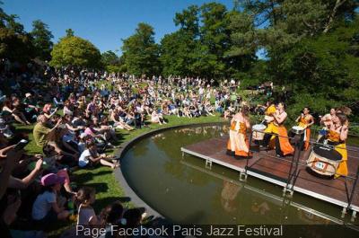 Paris Jazz Festival 2017 au Parc Floral : dates et programmation