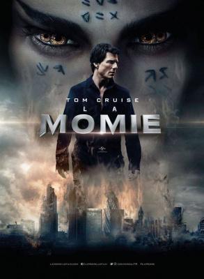 La Momie en avant-première au Grand Rex de Paris en présence de Tom Cruise