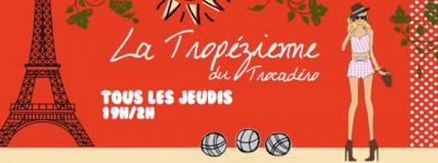 La Tropézienne du Trocadéro, saison 2017
