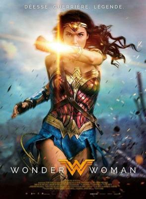 Wonder Woman en avant-première au Grand Rex de Paris