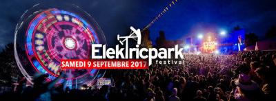 Inox Park Paris 2017 à Chatou devient le Festival Elektric Park : dates, programmation et réservations