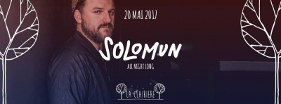 Solomun all night long à La Clairière