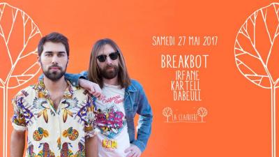 Breakbot à La Clairière