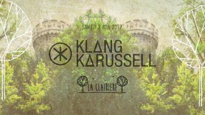 Klangkarussell à La Clairière