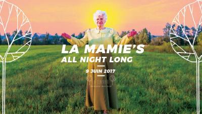 La Mamie's All Night Long à La Clairière