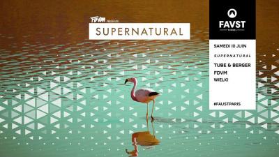Faust x Supernatural avec Tube & Berger