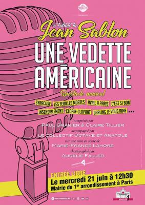 Fête de la musique 2017 à la Mairie du 1er arrondissement