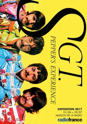 Sgt. Pepper's Experience : exposition à la Maison de la radio