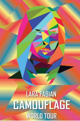 Lara Fabian en concert au Zénith de Paris en 2018