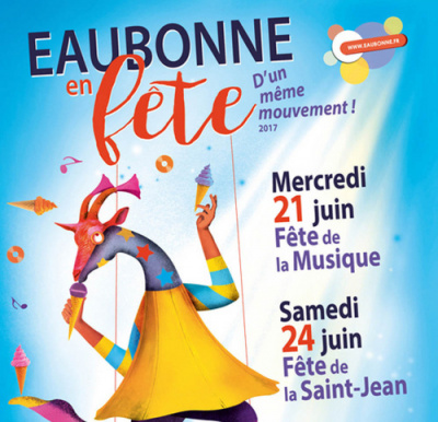 Fête de la Musique 2017 à Eaubonne