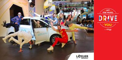 Fête de la Musique 2017 à L'Atelier Renault