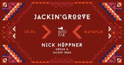 Jackin' Groove au Batofar avec Nick Höppner & Grego G