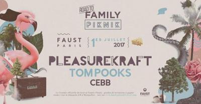 Road To Family Piknik au Faust avec Pleasurekraft
