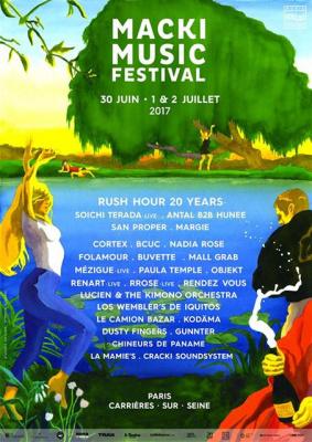 Macki Music Festival 2017 à Carrières-sur-Seine : dates, programmation et réservations
