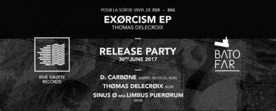 Release Party Rive Droite Records au Batofar