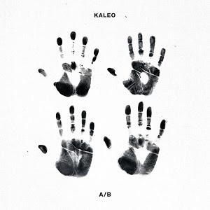 Kaleo en concert à l'Olympia de Paris en novembre 2017