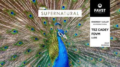 Faust x Supernatural avec Tez Cadey, FDVM, Lude
