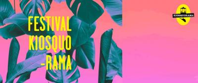 Festival Kiosquorama 2017 : le festival musical gratuit et éco-citoyen à Paris