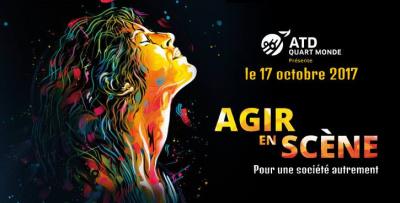 Agir en scène à l'Olympia de Paris en octobre 2017