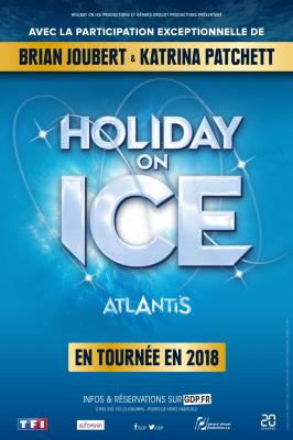 Holiday on Ice 2018 à La Seine Musicale de Boulogne-Billancourt