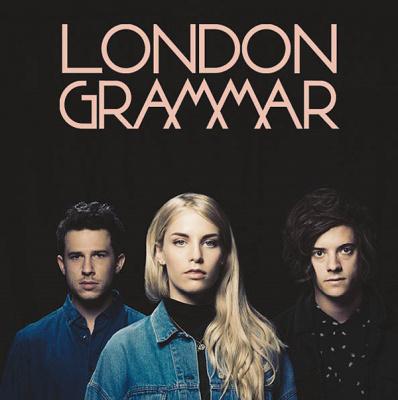 London Grammar en concert au Zénith de Paris en décembre 2017