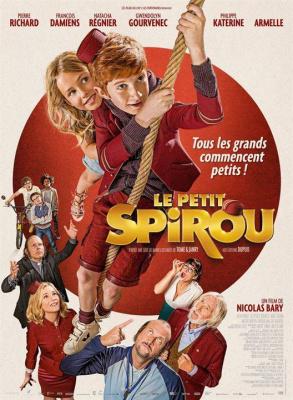 Le Petit Spirou en avant-première au Grand Rex de Paris