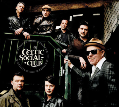 The Celtic Social Club en concert au Flow