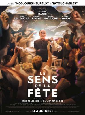Le Sens de la Fête en avant-première au Grand Rex de Paris