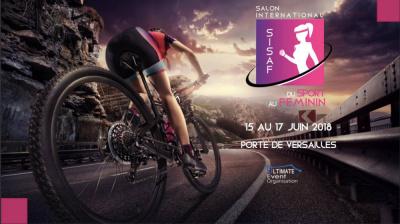 Le Salon International du Sport au Féminin débarque à Paris en 2018
