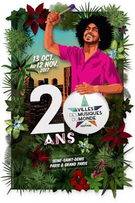 Festival Villes des Musiques du Monde 2017 : dates, programmation et réservations