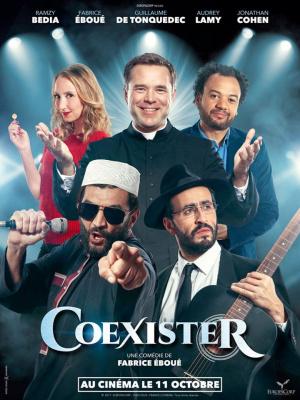 Le film Coexister en avant-première au Grand Rex de Paris