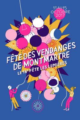 Fête des Vendanges de Montmartre 2017 : le Portugal s'invite aux Trois Baudets