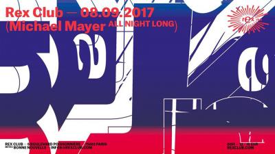 Michael Mayer All Night Long au Rex Club