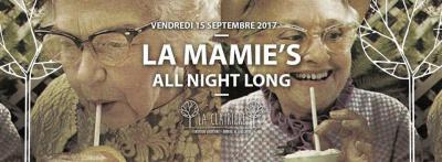 La Mamie's All Night Long x La Clairière