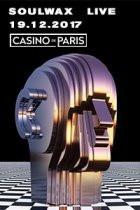 Soulwax en concert au Casino de Paris en décembre 2017