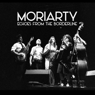 Moriarty en concert à La Salle Pleyel de Paris en octobre 2017