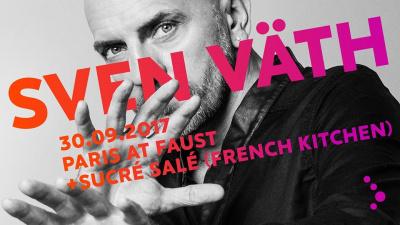 French Kitchen présente Sven Väth au Faust