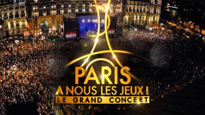 JO 2024 : grand concert gratuit sur le Parvis de l'Hôtel de Ville de Paris