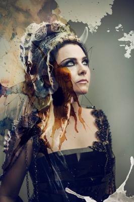 Evanescence en concert au Grand Rex de Paris en mars 2018
