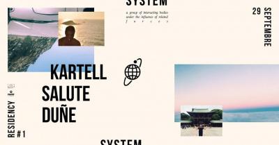 Kartell présente System #1 au Faust